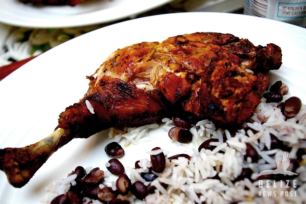 Belizean bbq chicken belize news post for Belizean style house plans