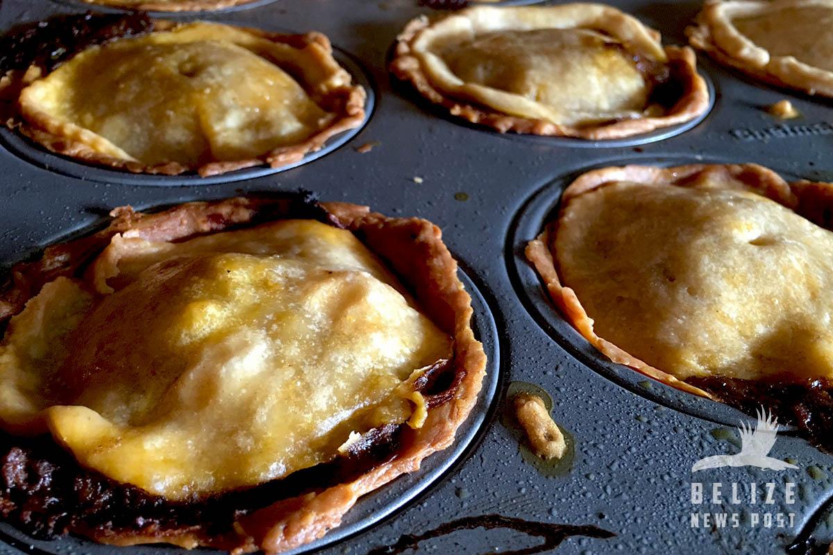 Belizean Meat Pies