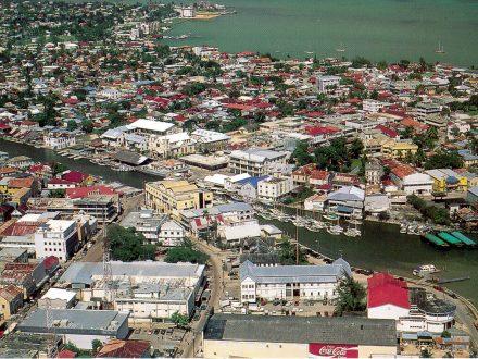 Retire Belize_Belize City