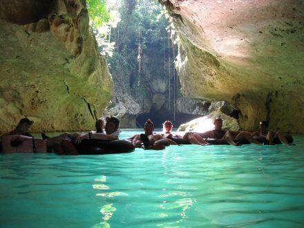 Retire Belize_Cave Tubing