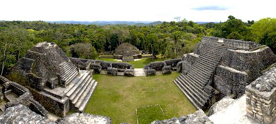 Retire Belize_Caracol Ruins